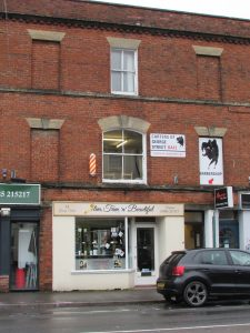 Top Floor Flat, 31 George Street, Warminster